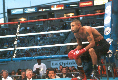 Diego Corrales, Damian Fuller