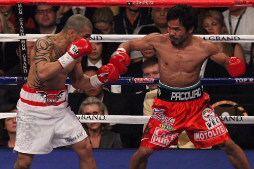 Manny Pacquiao vs Miguel Cotto