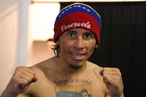 Edwin Valero