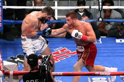eva wahlström boxing night live