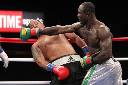 Lateef Kayode Chris Avalos Win Big Marquez Upset On
